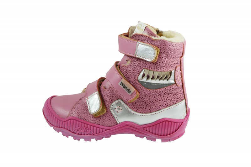 5c26774848b5 Detská zimná obuv vzor  318 283029. Výpredaj -16%
