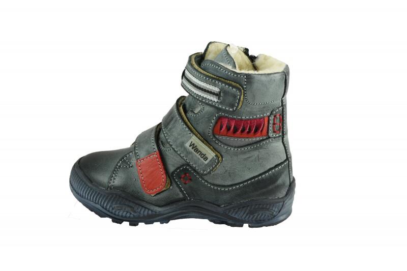 eda48cc7d7ba Detská zimná obuv vzor  318 603460. Výpredaj -20%