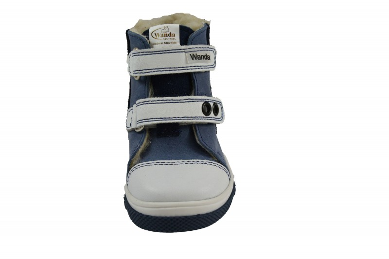 95c98f56bcbd Detská zimná obuv vzor  527 971010. Výpredaj -14%