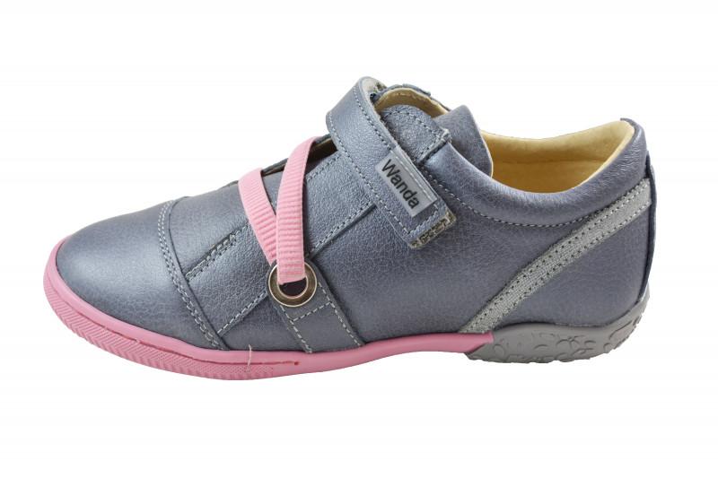 d36398ac2cbb Celoročná obuv vzor  623 252825. Detská kožená obuv Wanda Slovakia na celý  rok.