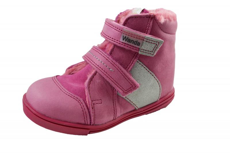 472fd5247168 Detská zimná obuv vzor  526 293029