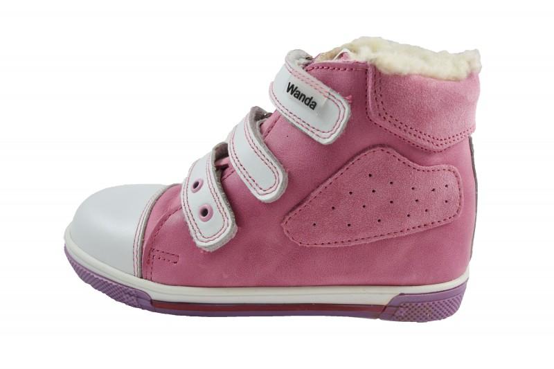 48281921d88c Detská zimná obuv vzor  527 282810V. Výpredaj -17%