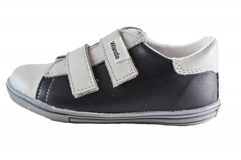 c97ae4356389 Detská celoročná obuv vzor  546W 259725. Detská celoročná kožená obuv.  Výrobca  Wanda Slovakia ...