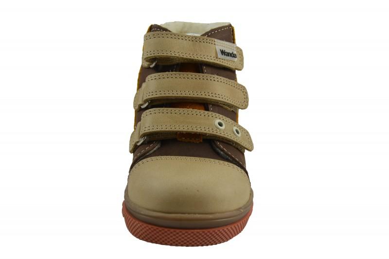 ad9a20da83bb Detská zimná obuv vzor  527 408840v. Výpredaj -19%
