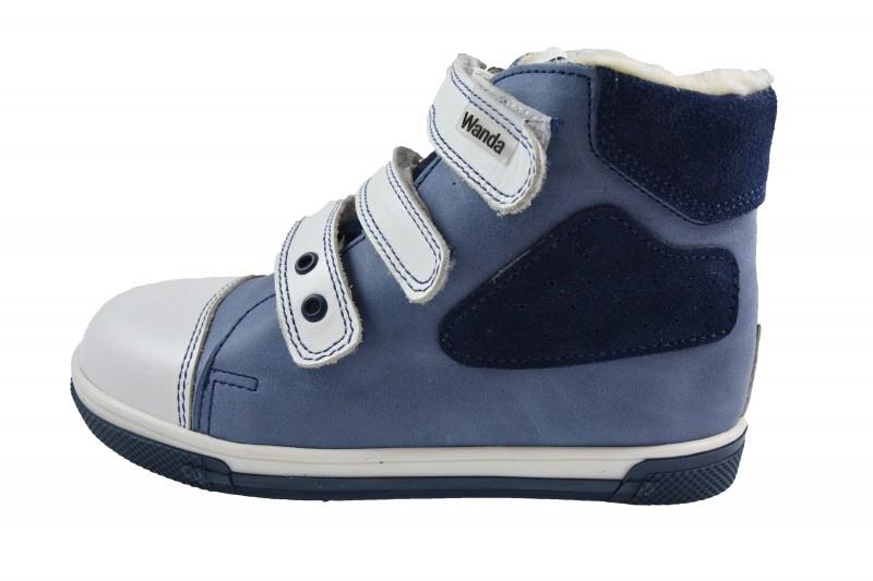 4f2a64f48d27 Detská zimná obuv vzor  527 971010v. Výpredaj -18%
